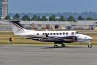 Photo: Untitled, Beech King Air, N321AJ