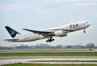 Photo: Pakistan International Airlines - PIA, Boeing 777-200, AP-BGZ