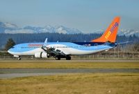Photo: Sunwing Vacations, Boeing 737-800, C-FPZA