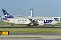 Photo: LOT - Polish Airlines / Polskie Linie Lotnicze, Boeing 787, SP-LRE