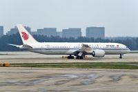 Photo: Air China, Boeing 787, B-7898