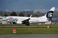 Photo: Alaska Airlines, Boeing 737-700, N644AS