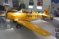 Photo: Royal Canadian Navy, North American Harvard, 930