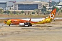 Photo: Nok Air, Boeing 737-800, HS-DBT