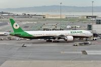 Photo: EVA Air, Boeing 777-300, B-16711