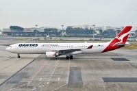 Photo: Qantas, Airbus A330-300, VH-QPD