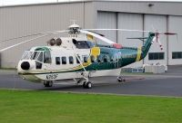 Photo: Vancouver Island Helicopters, Sikorsky S-61, N263F