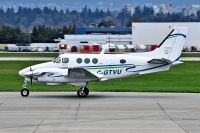 Photo: Untitled, Beech King Air, C-GTVU