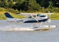 Photo: Van City Seaplanes Ltd, Cessna 182, C-FTNI