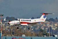 Photo: Carson Air, Beech King Air, C-GILK