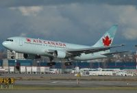 Photo: Air Canada, Boeing 767-200, C-GDSY