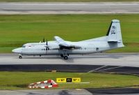 Photo: Singapore - Air Force, Fokker F50, 710