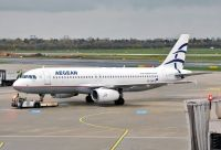 Photo: Aegean Airlines, Airbus A321, SX-DVK