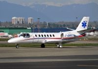Photo: Carson Air, Cessna Citation, C-GRFC
