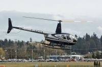 Photo: Untitled, Robinson R44, C-GCTX