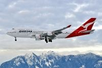 Photo: Qantas, Boeing 747-400, VH-OEI