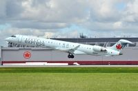 Photo: Air Canada Express, Canadair CRJ Regional Jet, C-FDJZ