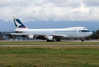 Photo: Cathay Pacific Cargo, Boeing 747-400, B-LIF
