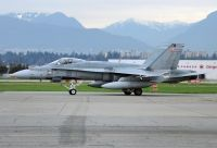 Photo: Canadian Forces, McDonnell Douglas F-18 Hornet, 188753
