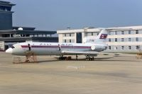 Photo: Air Koryo, Tupolev Tu-154, P-561