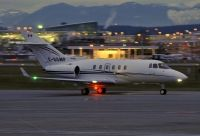 Photo: Morning Star, Raytheon Hawker 900XP, C-GGMP