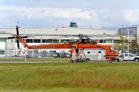 Photo: Erickson Air-Crane, Sikorsky S-64, N163AC