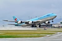 Photo: Korean Air Cargo, Boeing 747-800, HL7624