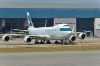 Photo: Cathay Pacific Cargo, Boeing 747-800, B-LJK
