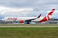 Photo: Air Canada Rouge, Boeing 767-300, C-FMWP