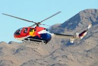 Photo: Red Bull (The Flying Bulls), Messerschmitt-Bölkow-Blohm (MBB) Bo-105, N154EH