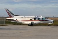 Photo: Untitled, Mitsubishi MU-2, C-FOUR