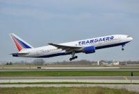 Photo: TransAero, Boeing 777-200, EI-UNX