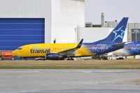 Photo: Air Transat, Boeing 737-700, C-GTQP