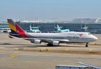 Photo: Asiana Airlines, Boeing 747-400, HL7428