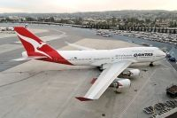 Photo: Qantas, Boeing 747-400, VH-OEG