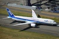 Photo: All Nippon Airways - ANA, Boeing 787, JA880A