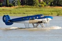 Photo: Van City Seaplanes Ltd, Beech 18, C-GGGF