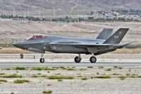 Photo: United States Air Force, Lockheed Martin F-35 Lightning II, 155138