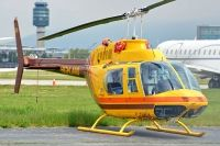 Photo: Highland Helicopters, Bell 206 Jet Ranger, C-GDMX