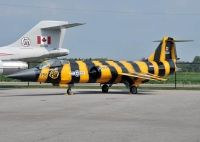 Photo: Canadian Forces, Lockheed F-104 Starfighter, 104756