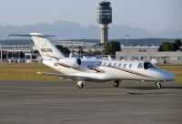 Photo: Untitled, Cessna Citation, N614B