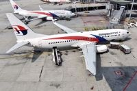 Photo: Malaysia Airlines, Boeing 737-800, 9M-MXL