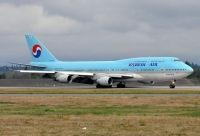 Photo: Korean Air, Boeing 747-400, HL7404