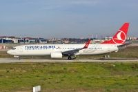 Photo: Turkish Airlines THY, Boeing 737-900, TC-JYM