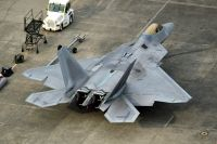 Photo: United States Air Force, Lockheed Martin F-22 Raptor, 07-137