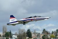 Photo: Boeing, Northrop T-38, N38FT
