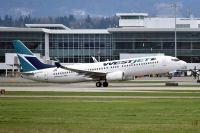 Photo: WestJet, Boeing 737-800, C-FRWA