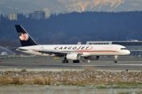 Photo: Cargojet, Boeing 757-200, C-FLAJ