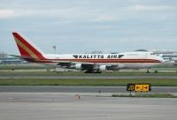 Photo: Kalitta Air, Boeing 747SR, N719CK