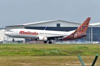 Photo: Malindo Air, Boeing 737-800, 9M-LNC